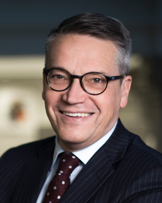 Göran Hägglund, Samtrafikens styrelseordförande